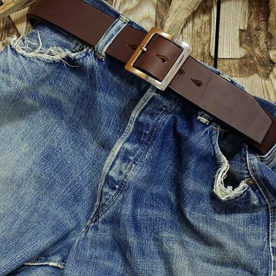 "画像5: KC,s -1 3/4"" GARRISON BELT-"