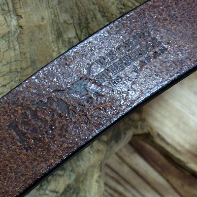"画像3: KC,s -1 3/4"" GARRISON BELT-"