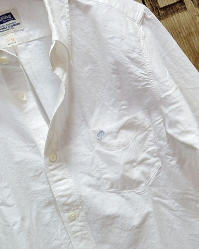 "画像3: Pherrow's ""PBD1"" Oxford B.D. Shirts"