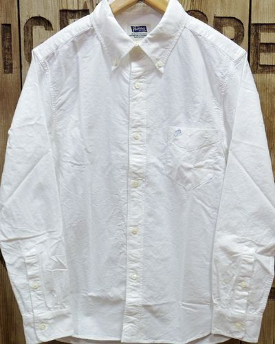 "画像1: Pherrow's ""PBD1"" Oxford B.D. Shirts"