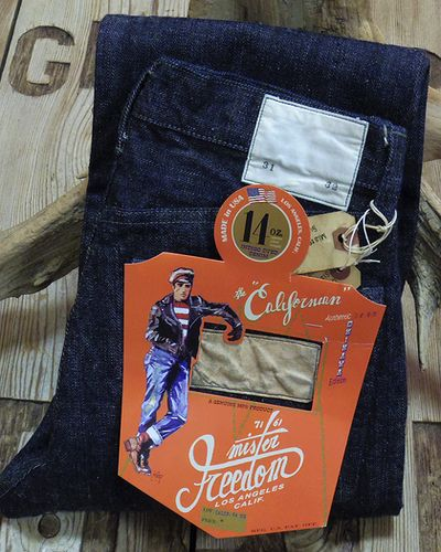 "画像1: MFSC -DENIM JEANS CALIFORNIAN ""OKINAWA""-"