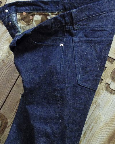 "画像4: MFSC -DENIM JEANS CALIFORNIAN ""OKINAWA""-"
