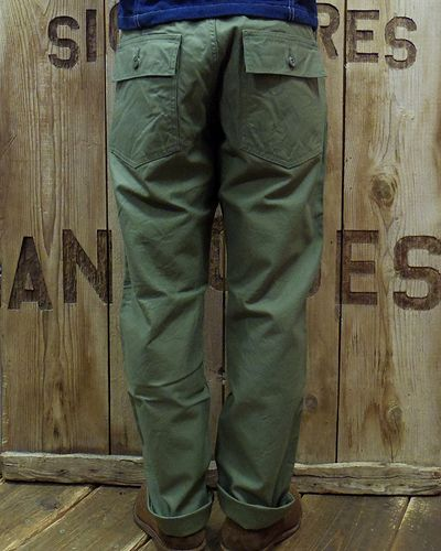 画像5: FOB FACTORY -BAKER PANTS- F0431