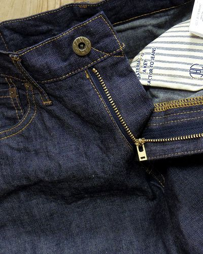 "画像4: JAPAN BLUE JEANS ""JB5200"" 5P SLIM SHORTS"