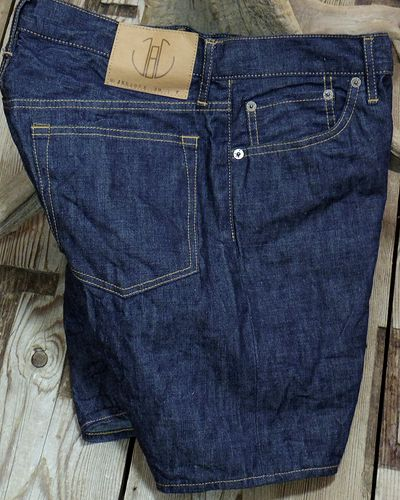 "画像1: JAPAN BLUE JEANS ""JB5200"" 5P SLIM SHORTS"