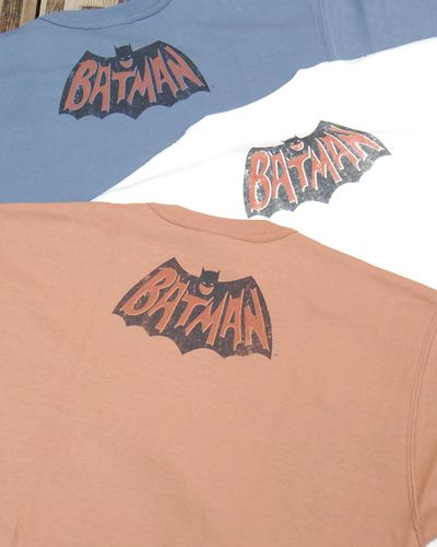 "画像5: TOYS McCOY -BATMAN TEE ""BENEATH THAT BATCAPE-HE'S ALL MAN!""-"