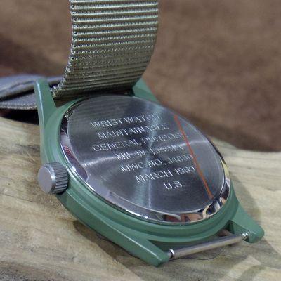 """画像3: MWC """"Infantry Watch"""""""