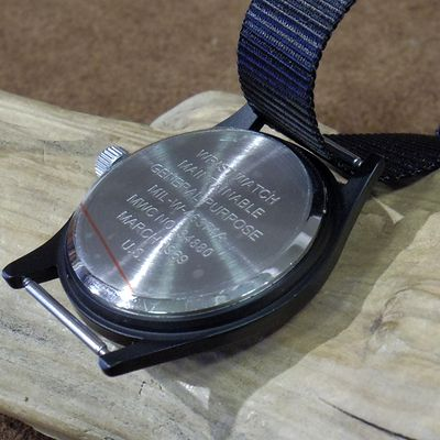 "画像3: MWC ""Infantry Watch"""