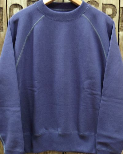 画像2: TOYS McCOY -S. McQUEEN SWEAT LONG SLEEVE- BLUE