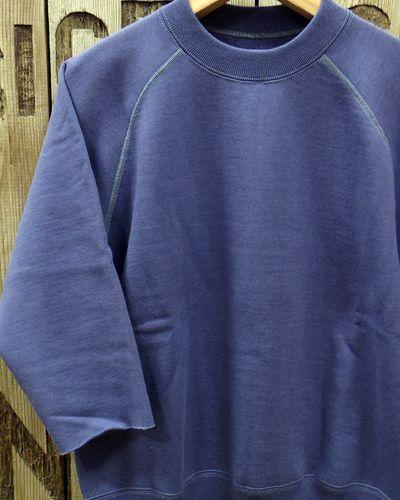 画像1: TOYS McCOY -S. McQUEEN SWEAT- BLUE
