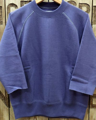 画像2: TOYS McCOY -S. McQUEEN SWEAT- BLUE