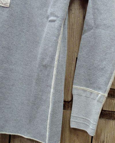 画像4: ADJUSTABLE COSTUME -30's STYLE L/S HENLEY NECK SHIRT-