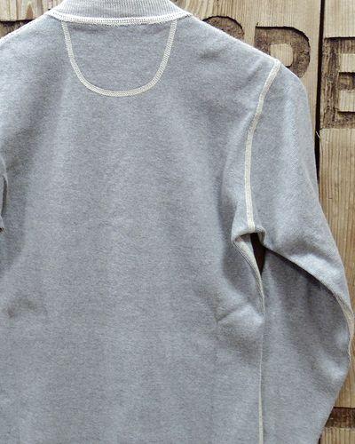 画像5: ADJUSTABLE COSTUME -30's STYLE L/S HENLEY NECK SHIRT-