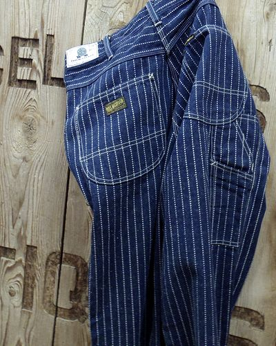画像5: TOYS McCOY -RAILMAN TROUSERS WABASH-