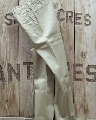 "画像1: Pherrow's ""COT"" Stylish Chinos"