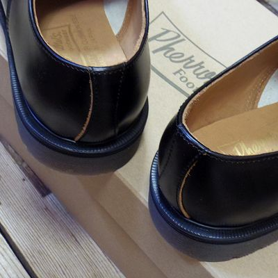 "画像4: Pherrow's ""CAPPED-DERBY"" Work Shoes"