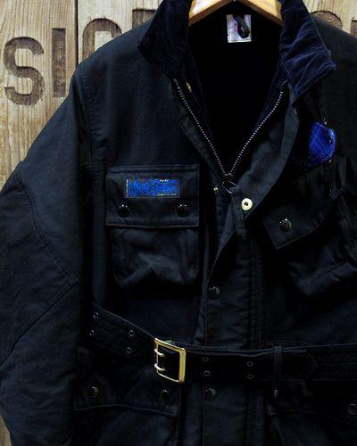 画像1: MFSC -MULHOLLAND MASTER- BLACK JUNGLE CLOTH