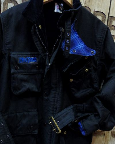 画像3: MFSC -MULHOLLAND MASTER- BLACK JUNGLE CLOTH