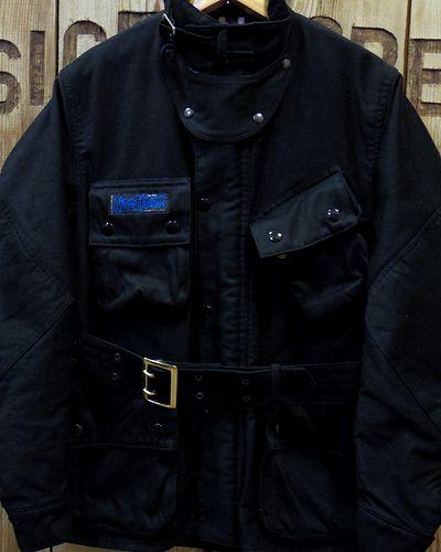 画像2: MFSC -MULHOLLAND MASTER- BLACK JUNGLE CLOTH