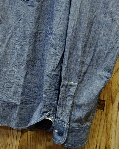 画像3: FULLCOUNT -25th CHAMBRAY SHIRTS- 4810EX