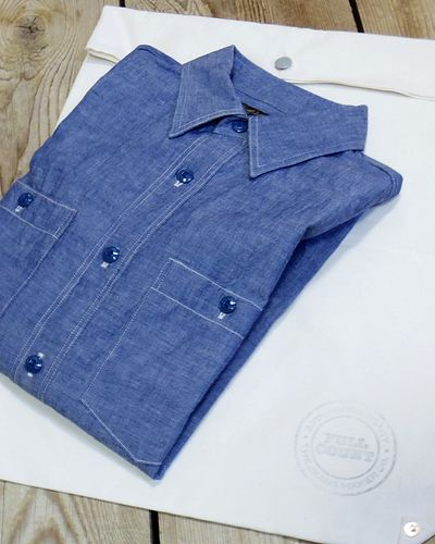 画像5: FULLCOUNT -25th CHAMBRAY SHIRTS- 4810EX
