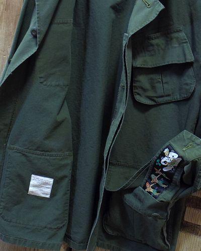 "画像4: Pherrow's ""17S-PFSJ1"" Tropical Jacket"