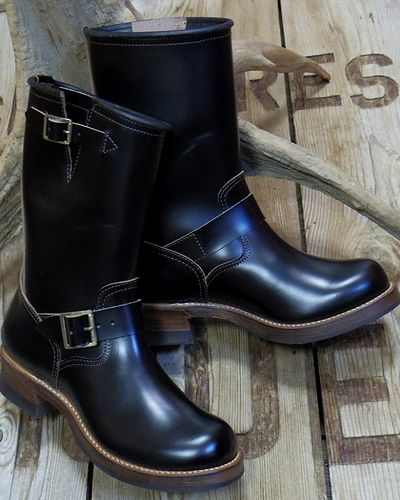 画像1: TOYS McCOY -BECK ENGINEER BOOTS-