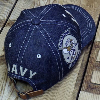 "画像4: TOYS McCOY -COTTON CAP ""SAILORMAN JERRY""-"