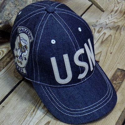 "画像1: TOYS McCOY -COTTON CAP ""SAILORMAN JERRY""-"
