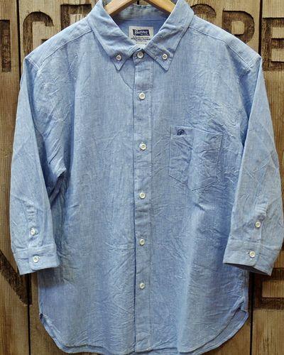 """画像2: Pherrow's """"17S-P7BD1"""" C/L BD Shirt"""