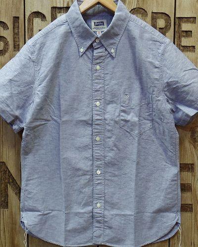 "画像5: Pherrow's ""PBDS1"" S/S BD Shirt"