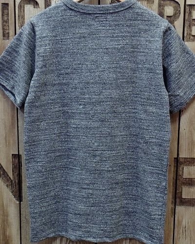 画像5: FULLCOUNT -GARABOU HEATHER POCKET T-SHIRTS-