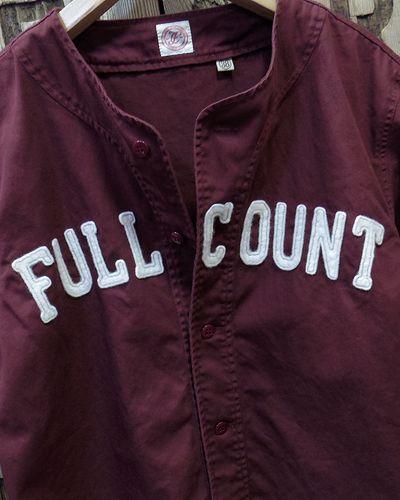 画像3: FULLCOUNT -BASEBALL SHIRTS- 4972