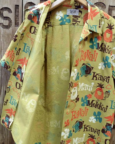 "画像4: SUN SURF -""PINEAPPLE HEAVEN"" OPEN SHIRT-"