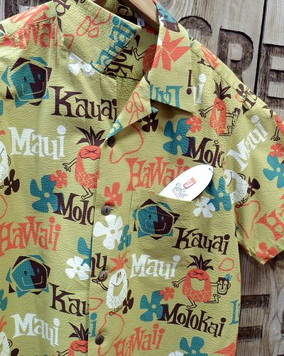 "画像3: SUN SURF -""PINEAPPLE HEAVEN"" OPEN SHIRT-"
