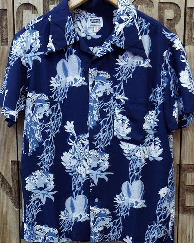 "画像2: Pherrow's ""17S-サキュレント"" Hawaiian Shirts"