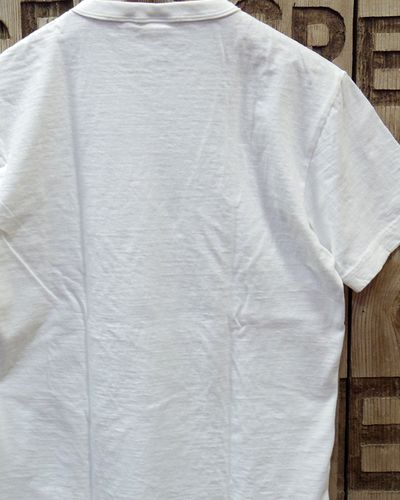 "画像5: BARNS -""Tsuri-Ami"" V-NECK T-SHIRT- BR-1101"