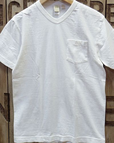 "画像2: BARNS -""Tsuri-Ami"" V-NECK T-SHIRT- BR-1101"