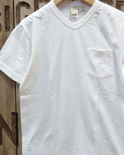 "画像1: BARNS -""Tsuri-Ami"" V-NECK T-SHIRT- BR-1101"