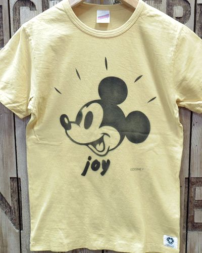 "画像4: FREE RAGE ""JOY"" Recycle Cotton Tee"