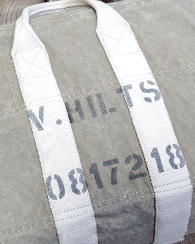 """画像2: S.McQUEEN -""""V.HILTS"""" AVIATOR'S KIT BAG-"""