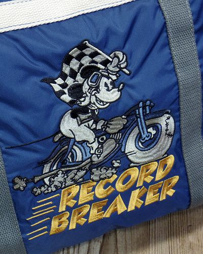 "画像2: TOYS McCOY -HELMET BAG MICKEY MOUSE ""RECORD BREAKER""-"