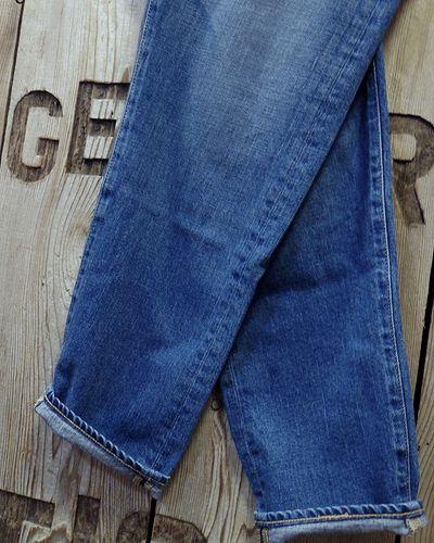 "画像3: Pherrow's ""17S-440VW"" Ankle Length Jeans"