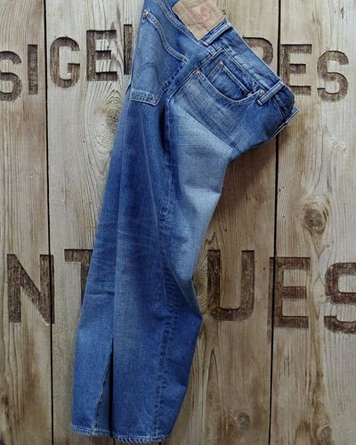 "画像4: Pherrow's ""17S-440VW"" Ankle Length Jeans"