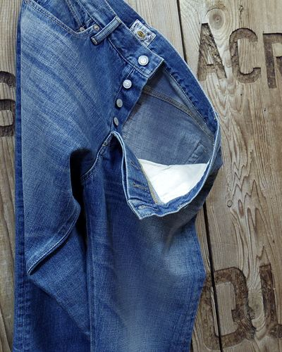 "画像2: Pherrow's ""17S-440VW"" Ankle Length Jeans"