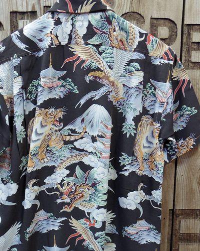 """画像5: SUN SURF -""""EAGLE, TIGER, DRAGON"""" FASHION MART(KOSHO&CO.)- SPECIAL EDITION"""