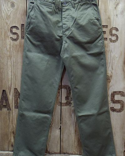 "画像4: Pherrow's -""P41M"" MILITARY TROUSERS-"