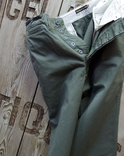"画像2: Pherrow's -""P41M"" MILITARY TROUSERS-"