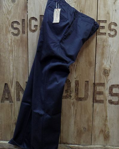 "画像1: Pherrow's -""P41M"" MILITARY TROUSERS-"