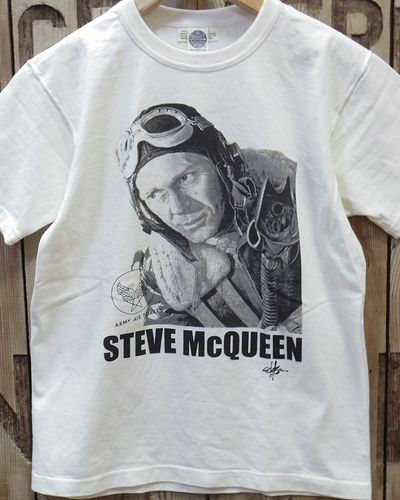 """画像4: TOYS McCOY -S.McQUEEN TEE™ """"WAR LOVER""""-"""